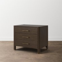 MODERN Catania 3 Drawer Nightstand