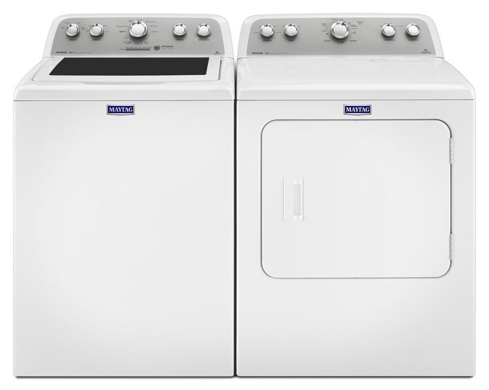 MVWX655DW Maytag Large Capacity Washer with Optimal