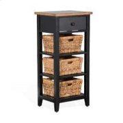 Storage Rack w/ Baskets Product Image