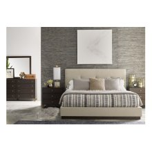 Austin by Rachael Ray Upholstered Wall Bed, Queen 5/0