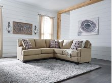 Larkhaven - Amber 2 Piece Sectional