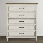 Bella 5 Drawer Chest Product Image