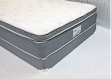 Golden Mattress - Gel Platinum - Box Top - Queen