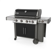 GENESIS II E-435 Gas Grill Black Natural Gas