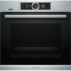 "BOSCH500 Series, 24"", Singe Wall Oven, Wifi Connectivity, Touch Control"