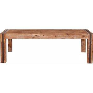 JOHN THOMAS FURNITUREAlpine Bench in Sierra Brown