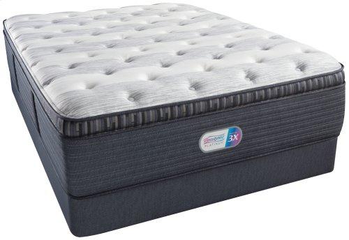 BeautyRest - Platinum - Haddock Meadow - Plush - Pillow Top - Twin