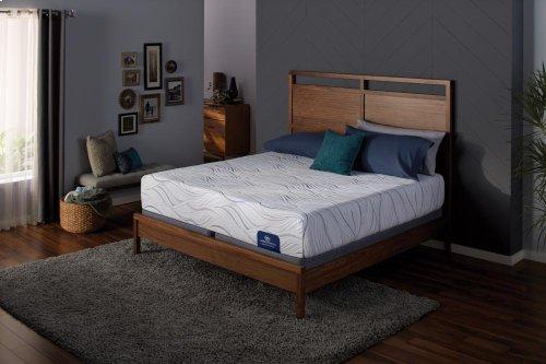 Perfect Sleeper - Foam - Shieldcrest - Tight Top - Plush - Queen