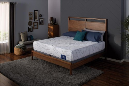 Perfect Sleeper - Foam - Southpoint - Tight Top - Plush - King
