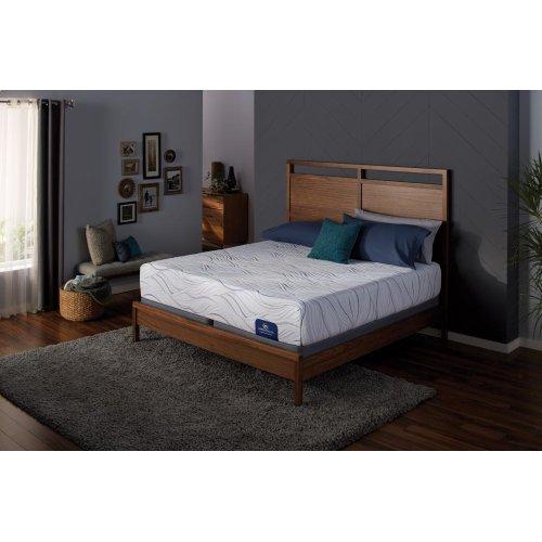 Perfect Sleeper - Foam - Saddlebrook - Tight Top - Plush - Full