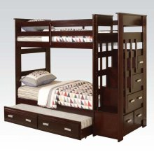 ALLENTOWN TWIN/TWIN BUNK BED