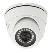 Mini Dome 4K IP Camera- White