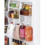 GE ®energy Star® 21.9 Cu. Ft. Top-Freezer Refrigerator