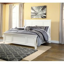Prentice - White 3 Piece Bed Set (Queen)