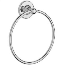 Antique Gold Towel ring