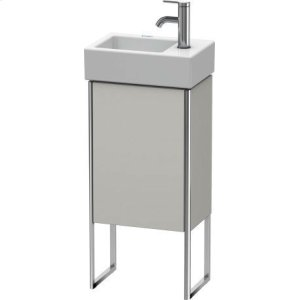 Vanity Unit Floorstanding, Concrete Gray Matt Decor
