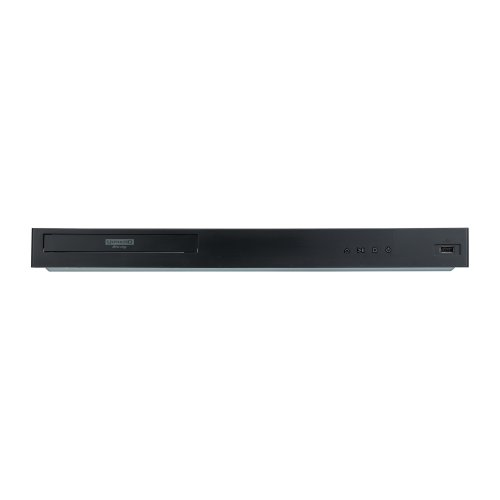 4k Ultra-hd Blu-ray Disc Player With Streaming Services and Built-in Wi-fi®