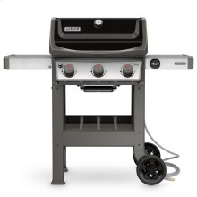 Spirit II E-310 Gas Grill Black Natural Gas
