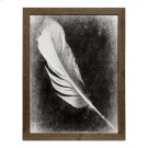 Inverted Feather I Product Image