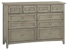 FST 10-Drawer McKenzie Dresser