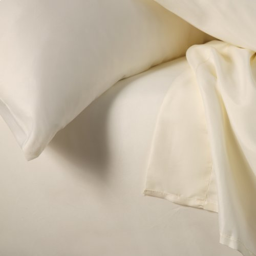 Sleep Plush + Beige 4-Piece Microfiber 500g Bed Sheet Set with Wrinkle Free Performance Fabric, California King