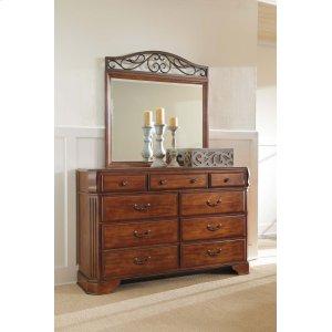 Ashley Furniture Wyatt - Reddish Brown 2 Piece Bedroom Set