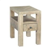 Reclamation Place Chairside Table
