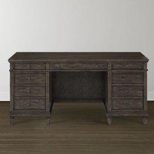Bassett FurniturePeppermill Commonwealth Executive Desk
