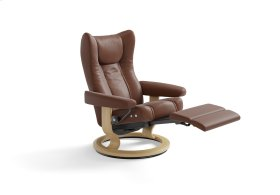 Stressless Wing Large Leg Comfort