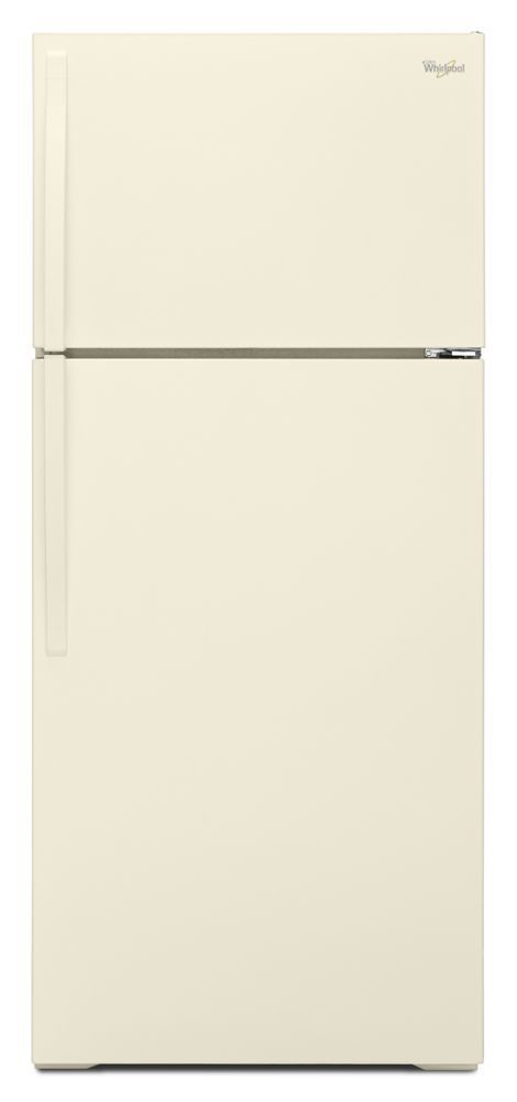 Whirlpool28-Inch Wide Top Freezer Refrigerator - 16 Cu. Ft.