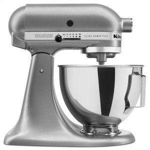 KitchenaidUltra Power® Plus Series 4.5-Quart Tilt-Head Stand Mixer Contour Silver