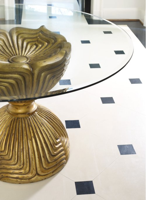 Dining Room Shangri-La Gilded Dining Table Base