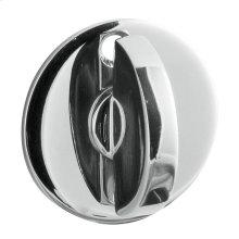Polished Chrome 6750 Turn Piece