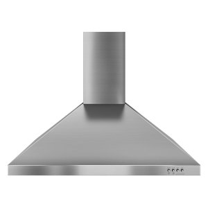 Gold® 30-inch Vented 300-CFM Wall-Mount Canopy Hood Stainless Steel -