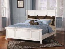 Prentice - White 3 Piece Bed Set (King)