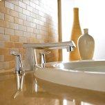 American StandardGreen Tea Deck-Mount Bathtub Faucet - Polished Chrome