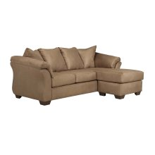 75002 Darcy Mocha Sectional