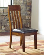 Ralene - Medium Brown Set Of 2 Dining Room Chairs Product Image