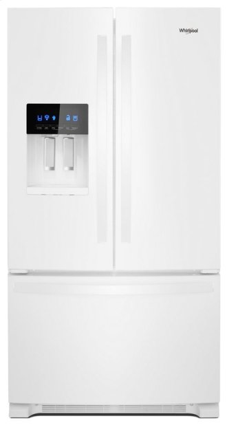 "36"" Freestanding French Door Refrigerator - 24.7 cu. ft."