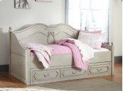 Abrielle - Gray 2 Piece Bed Set