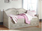 Abrielle - Gray 2 Piece Bed Set