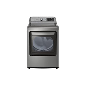 LG Electronics7.3 cu. ft. Electric Dryer with Sensor Dry Technology