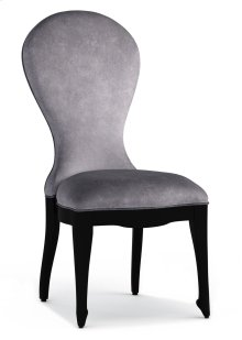 Living Room En Pointe Upholstered Side Chair