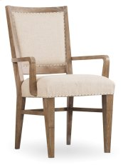 Dining Room Studio 7H Stol Upholstered Arm Chair