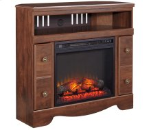 Brittberg - Reddish Brown 2 Piece Entertainment Set