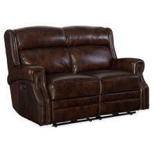 Living Room Carlisle Power Recliner Loveseat w/ Power Headrest