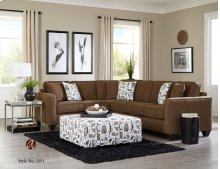 2PC sectional