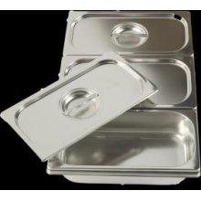 Bain-Marie 3 Tray Warming Pans G00201