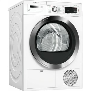 Bosch800 Series condenser tumble dryer 24'' WTG865H3UC