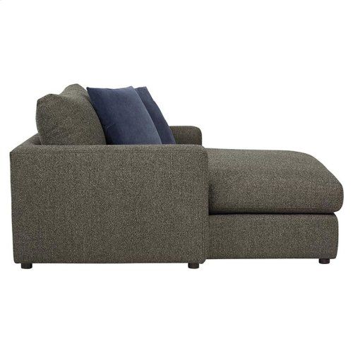 Allure Two Arm Chaise